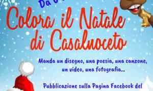 A Casalnoceto Babbo Natale passerà sabato 19 dicembre, tanti doni per grandi e piccini
