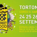 Tortona – Torna Hop Hop Street Food nella nuova sede di via Garibaldi