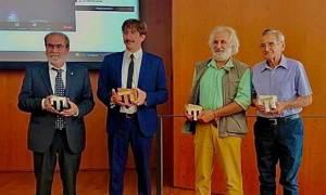 Ottavio Rube premiato dall'Università di Verona come «buon sindaco a difesa dell'ambiente»