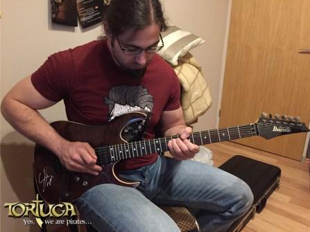 Studiorecording - Guitar 05