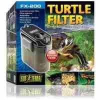 filtro externo para tortugas
