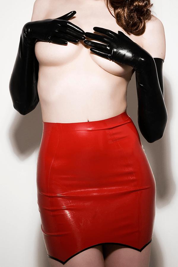 miniskirtred