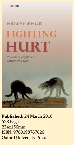 Essays against the use of torture