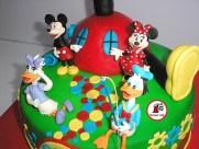 tort clubul lui mickey mouse_rotund 1