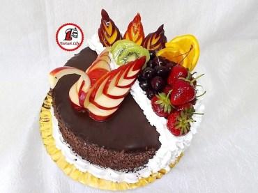 Tort cu fructe_lebada mar 1