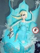 tort Elsa Frozen 4