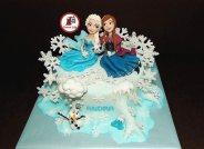 Tort Elsa si Anna