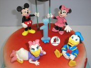 Tort mickey minnie 14