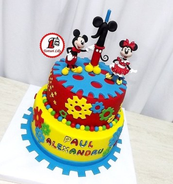 tort mickey mouse 1 an