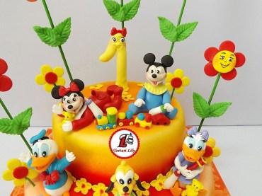 tort mickey mouse bebelus 4