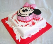 tort Minnie Mouse 4