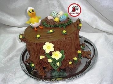 tort paste buturuga 9