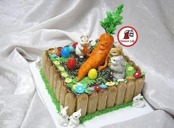 tort paste cu morcov
