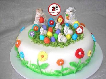 Tort Paste iepurasi 1