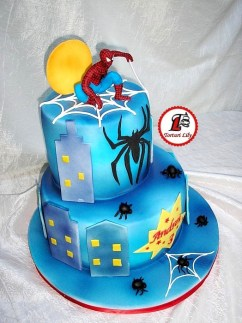 tort spiderman etajat 3