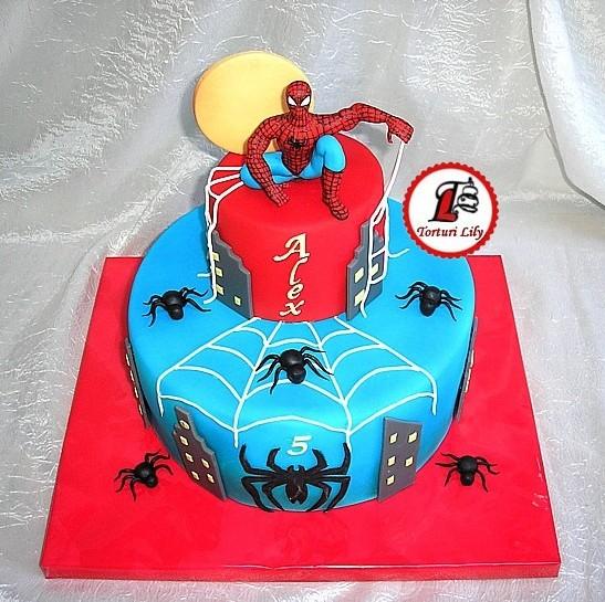 Tort Spiderman pt Alex _8