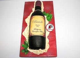 tort sticla vin 2
