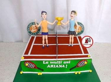 tort tenis
