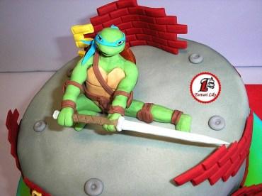 tort testoase ninja 5