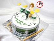 Tort Tobe_Drum Cake2