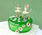 2 tort balerine