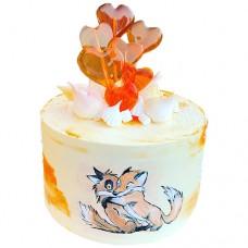 Торт на годовщину свадьбы купить в Москве Зеленограде