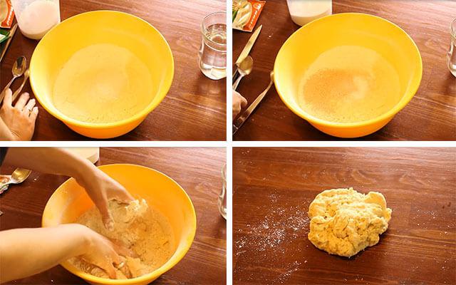Плюшки без яйца на дрожжах. Вкусная выпечка без яиц: как приготовить тесто на булочки. Дрожжевые булочки без яиц с корицей – «Розочки»