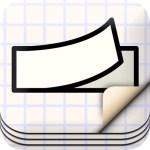 ToDo(やること)管理は、付箋アプリにお任せ!場所を選ばず素早く記入&チェック、用済み後の廃棄も超簡単。Evernoteとも連携する常時携帯の付箋アプリで忘れ物防止!!