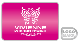 VivienneWax_ロゴデザイン,ブランドマーク,キャラクター,オシャレ,かわいい,かっこいい,品がある,デザイン,Logo,Mark,toru chang