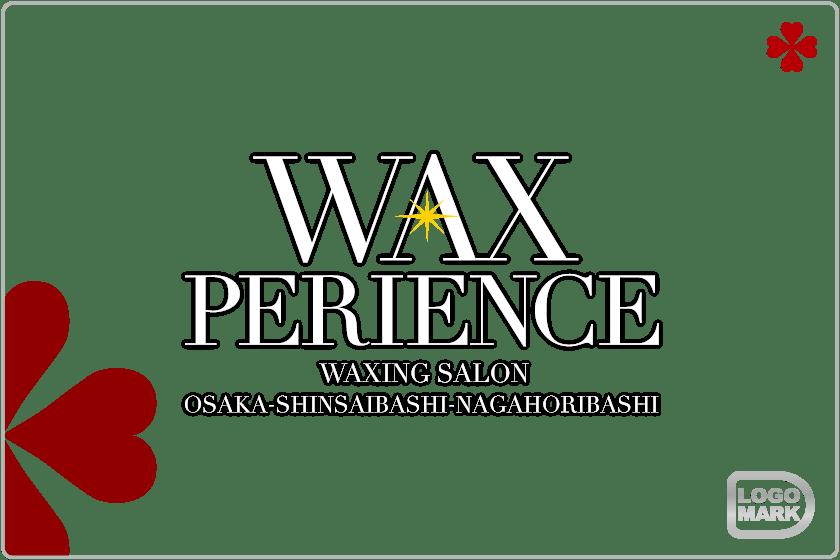 WAXPERIENCE_ロゴデザイン,ブランドマーク,キャラクター,オシャレ,かわいい,かっこいい,品がある,デザイン,Logo,Mark,toru chang,ワクスペリエンス,東京,新宿