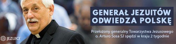 Generał Jezuitów w Polsce