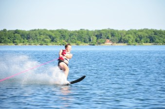 Kari tearing up West Battle Lake