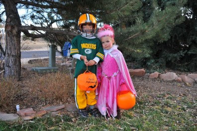 The football star and the Princess.