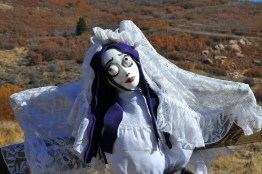 Scary dead princess ghost.