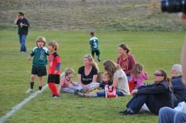 Played Evan's team today!