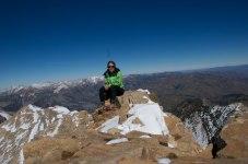 Kari at the top