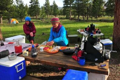 Kari cooking