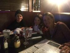 Birthday night dinner at Maxwells