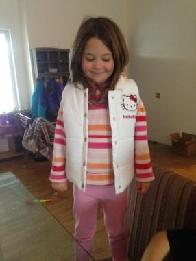 Hello Kitty vest