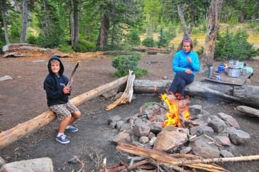 Campfire sticks
