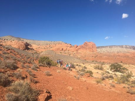 Maidenwater hike in