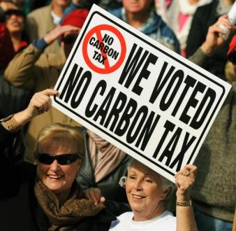Australia Dumps Carbon Tax