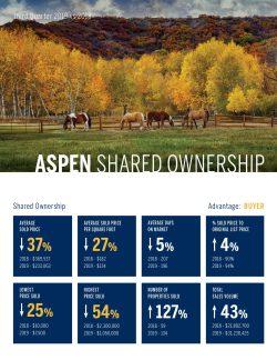 Aspen Shared Ownership Real Estate Market 3rd Quarter, 2019
