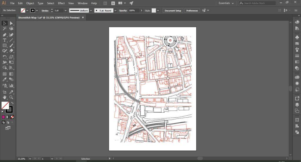 linework_illustrator.mapsIllustrator