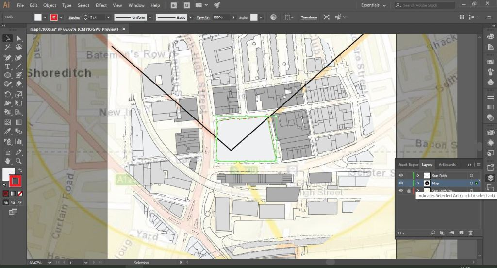 How To Create A Sun Path Diagram  U2013 Adobe Illustrator Tutorial
