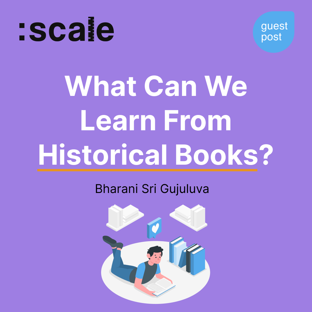 What Can We Learn From Historical Books_