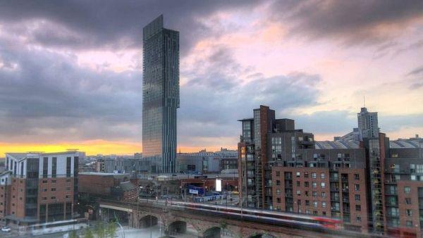 La torre Beetham