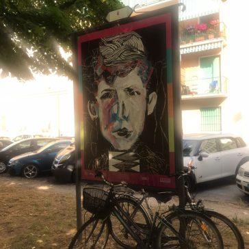 LIVORNO – Manifestival, 13 creativi livornesi reinterpretano i volti degli artisti storici, da Fattori a Modigliani, da …