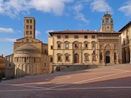 Bezok Arezzo, historisch centrum