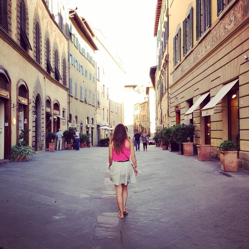 Shopping in Arezzo - Tuscany Holiday Villa Borgo La Casa